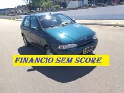Fiat palio com direção financiamento com score baixo