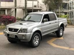 L200 HPE - Diesel - Automático - 2004