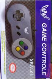 Controle Usb Super Nintendo Para Pc