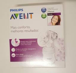 Extrator bomba leite manual Philips Avent