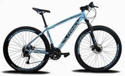Vendo bicicleta nova na caixa com garantia