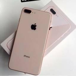 IPHONE 8 PLUS 128GB GOLD - NOVO LACRADO