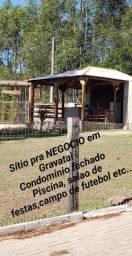 LOTE/ SÍTIO/ CONDOMÍNIO FECHADO