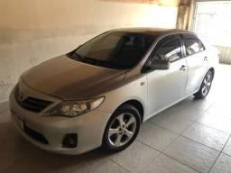 Corolla XEi 2013, gnv + ipva - 2013