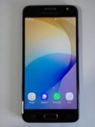 Smartphone Samsung J5 Prime Preto Duas 4g - Semi-novo