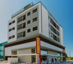 Apartamento para venda 1 dormitório mobiliado com garagem Canasvieiras Florianópolis