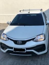 Toyota Etios HB 1,5 XS Automático Flex 107 CV - 2018