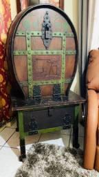 Vendo Móveis Rústico de madeira de lei ( Não pegam cupim ) preço na descrição a baixo