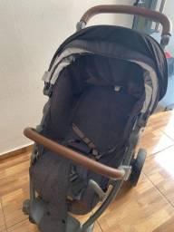 Vendo carrinho de bebê - aceito cartão