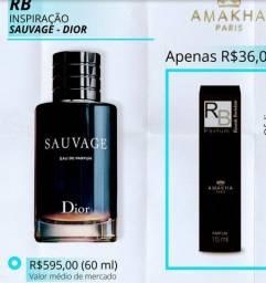 Venda as melhores marcas de perfumes do mercado.