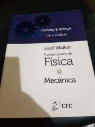 Livro - Fundamentos de física mecânica - Halliday - 10° ed