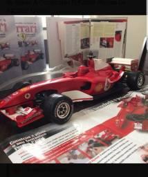 F1 Carrinho a Combustão