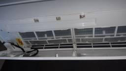 Vendo ar condicionado 12 BTUs pouco tempo de uso