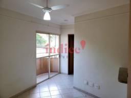 Apartamento para alugar com 1 dormitórios em Lagoinha, Ribeirão preto cod:L17616