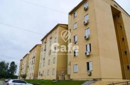 Apartamento à venda com 2 dormitórios em Juscelino kubitschek, Santa maria cod:1406