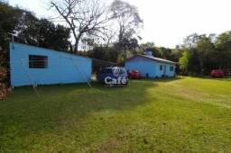 chácara com 8 mil m², Próximo da UFSM, 2 dormitórios, Pé de Plátano, Campo de futebol.