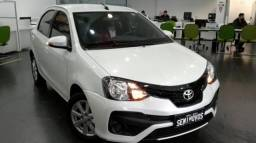 TOYOTA ETIOS HATCH X PLUS 1.5 16V AT Branco 2018/2019