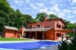 Casa em Itaara/RS, Terreno 20 x 50, 4 Dormitórios com 3 Suítes, Piscin