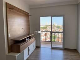 Apartamento com 3 dormitórios para alugar, 75 m² por R$ 1.800,00/mês - Vila Galvão - Guaru