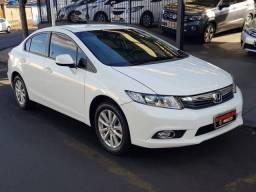 CIVIC 2014/2015 1.8 LXS 16V FLEX 4P AUTOMÁTICO
