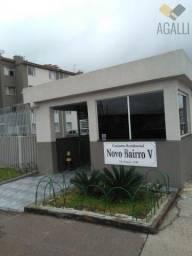 Apartamento para venda no Sitio Cercado no Residencial Novo Bairro V !
