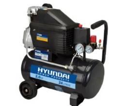 Compressor usado Hinday 24 litros