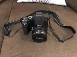Oportunidade!Vendo câmera digital Nikon p100