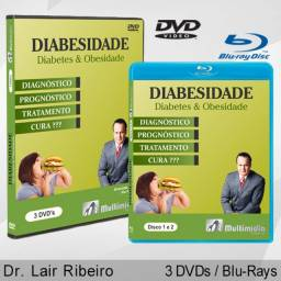 Dvd dr lair ribeiro