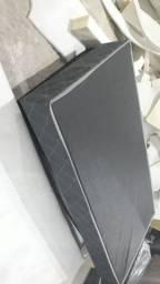 Título do anúncio: Base solteiro box nova