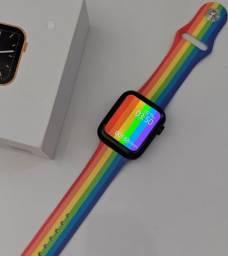PROMOÇÃO Smartwatch iWO 12 Lite Várias Cores W26 Relógio Inteligente - Brusque e Região