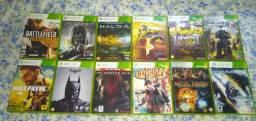 Vendo jogos Originais de Xbox 360