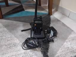 Vendo rádio Baofeng semi novo - $120,00