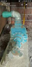 Bomba para caminhão pipa e irrigação