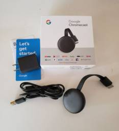 Google Chromecast 3 4K Original
