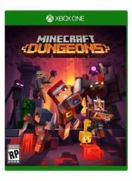 Minecraft Dungeouns Xbox One