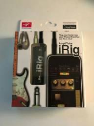 Vendo IRIG  (INTERFACE ,PLACA DE AUDIO pra voz e imstrumentos etc