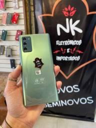 Samsung Note 20 Novo a vista 5.000$