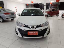Yaris Sedan 1.5 XS 16V Flex CVT - Super Completo