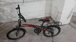 Bike dobrável FORMAT SPACE 20