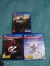 Resident Evil 7.  Horizon  .Gran Turismo
