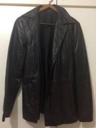 Jaqueta de couro preta original Julian Marcuir G