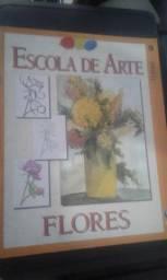 3 Fascículos Escola de Arte + brindes
