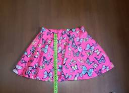 Infantil Short-saia