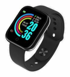 Relogio Inteligente Smartwatch D20 Bluetooth Monitor Saúde Android