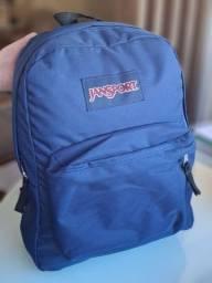 Mochila JanSport Azul