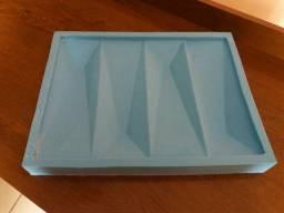 Forma gesso 3D - 100% silicone