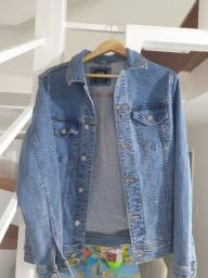 Jaqueta Jeans da Zara