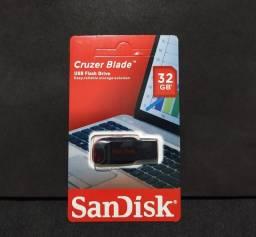 Pendrive sandisk 32/64GB