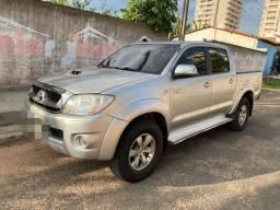 Hilux SRV 3.0 4x4 Aut. Diesel 09/10