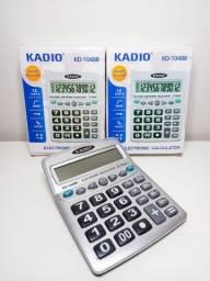 (NOVO) Calculadora Kadio 12 Dígitos / Entrega grátis JP